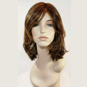 Raquel Welch Goddess Wig, Golden Brown, Lace Front